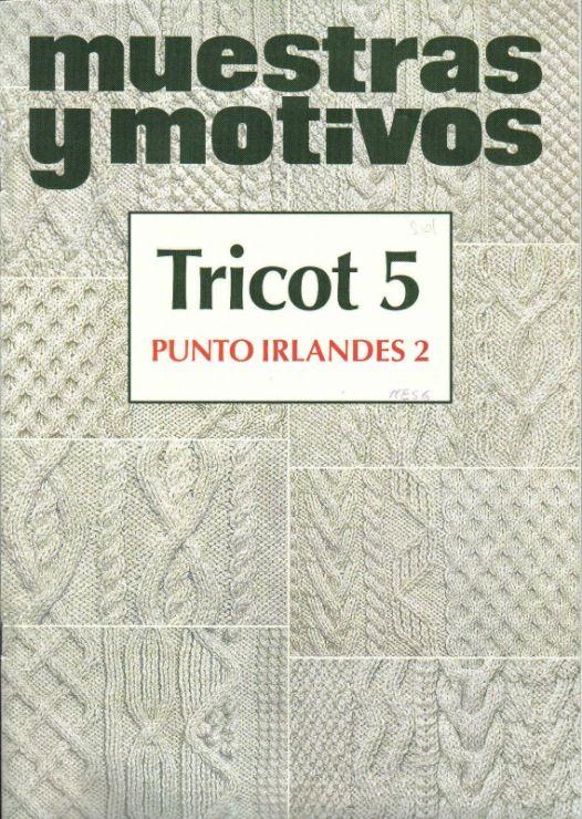 Gallery.ru / Фото #2 - Muestras y Motivos Tricot Hogar 05 Punto Irlandes 2 - tymannost