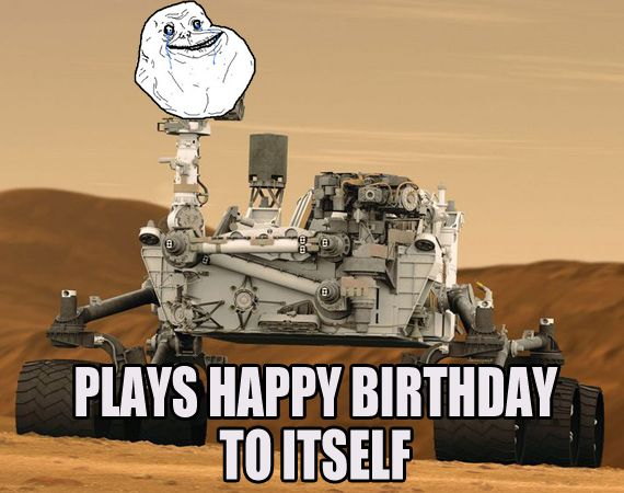 mars rover sings happy birthday to itself - photo #13