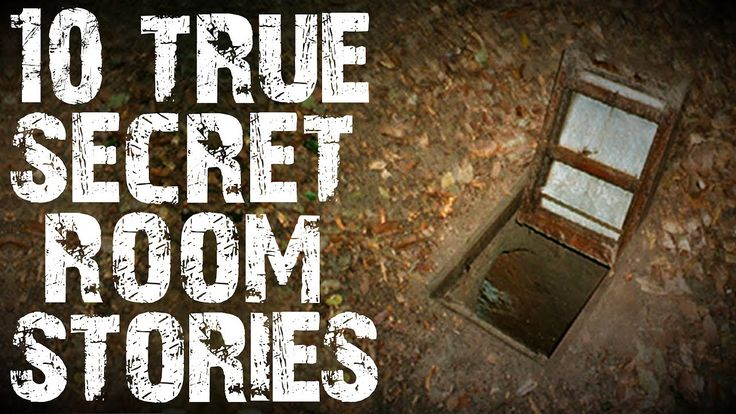 10 TRUE Creepy & Mysterious Secret Rooms Stories Old buildings and houses sometimes can hide mysterious and forgotten links to the past. Rooms left untouched abandoned treasures or perhaps something far more sinister lurks unearthed. So get comfortable and let the darkness take control... If you liked the video a like and a comment would be very much appreciated! :) [WARNING] Yes - this was a re-upload. For some reason Premiere decided to cut my video short So I had to upload it again. Sorry…