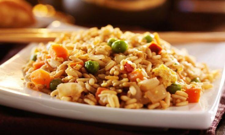 Recette traditionnelle revisitée... Découvrez le secret pour réussir un riz frit au jambon PLUS QUE PARFAIT!