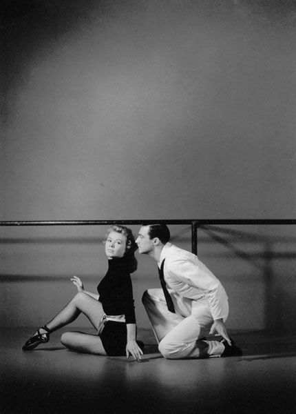 Vera Ellen & Gene Kelly. On the Town (1949)