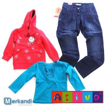 ATIVO  ingrosso abbigliamento per bambini #88745 | Abbigliamento per bambini | merkandi.it