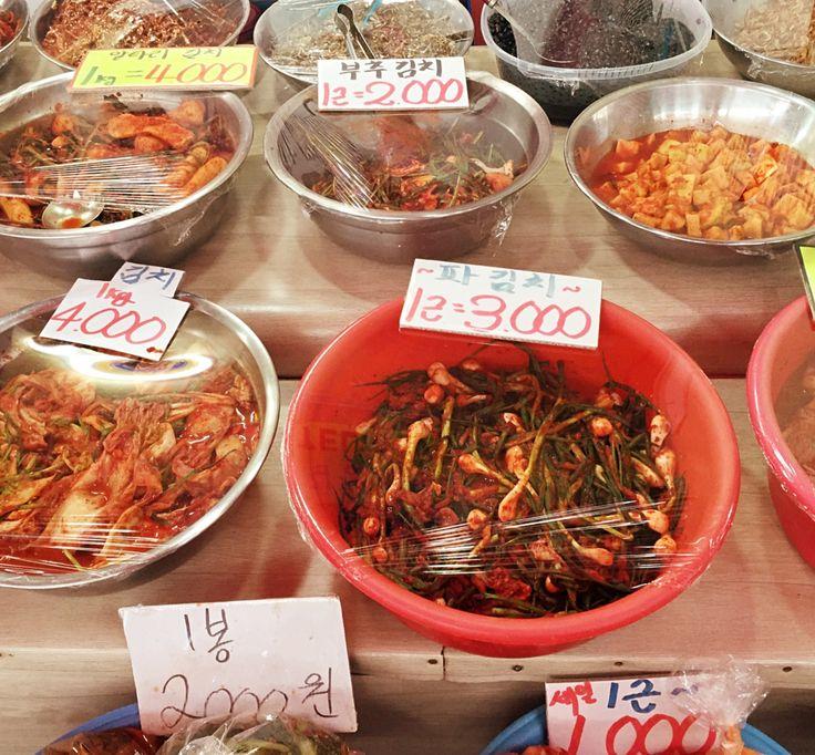 BBM KOREA   Incheon, South Korea   Bupyeong Open Market