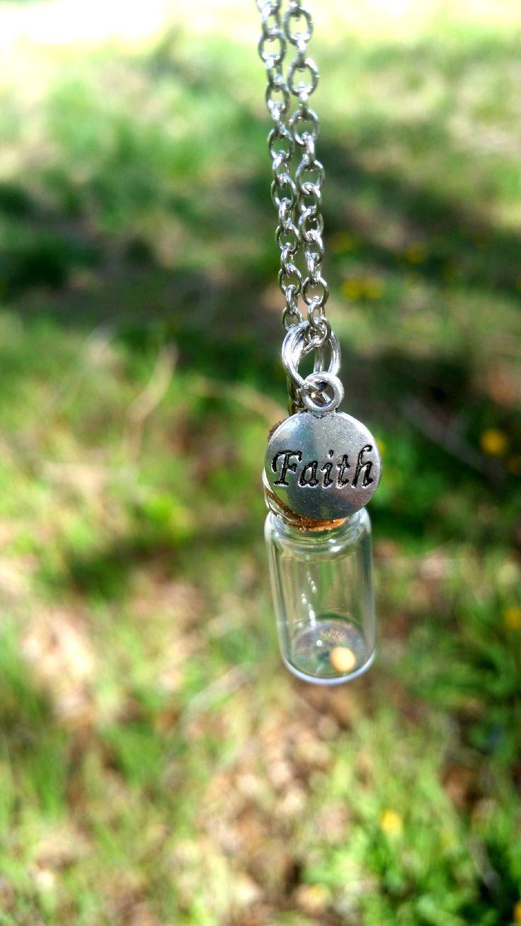 Mustard Seed Faith Necklace