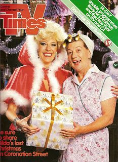 Buying TV Times and the Radio Times magazine at Christmas to see what the Christmas film was (usually a Bond film!)