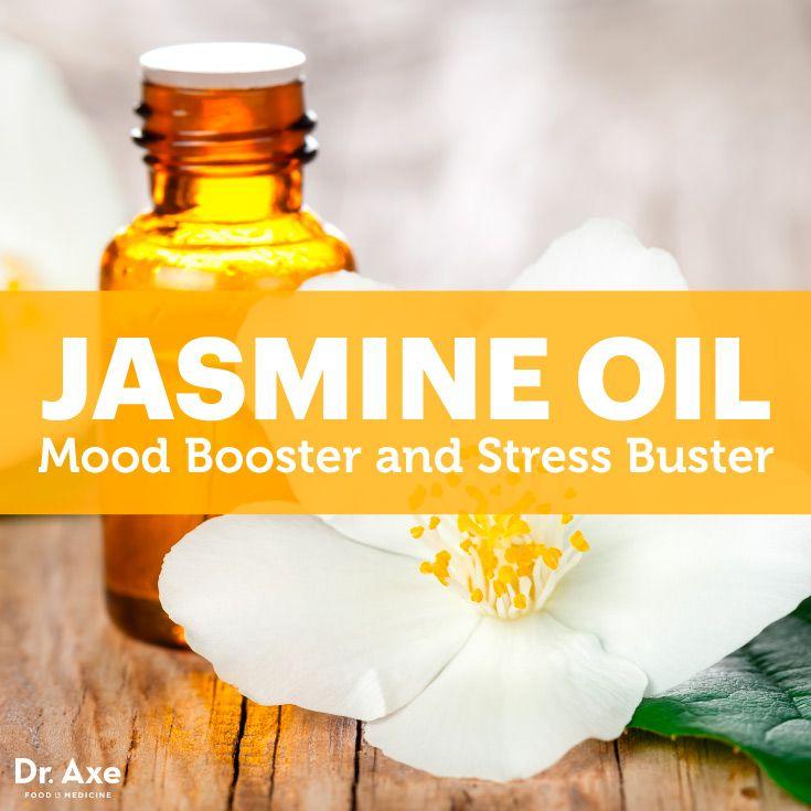 Jasmine Oil - Dr. Axe http://www.draxe.com #health #holistic #natural