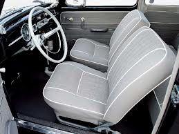 1966 Beetle Interior U0027A Thing Of Beautyu0027