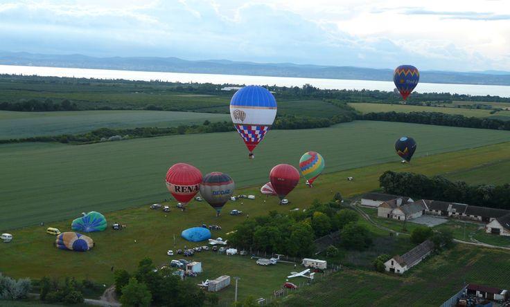Balaton átrepülési Nemzetközi Hőlégballon Verseny