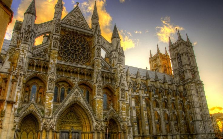 Abadia de Westminster, London, England