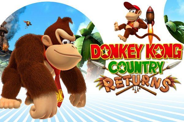 Crítica   Donkey Kong Country Returns