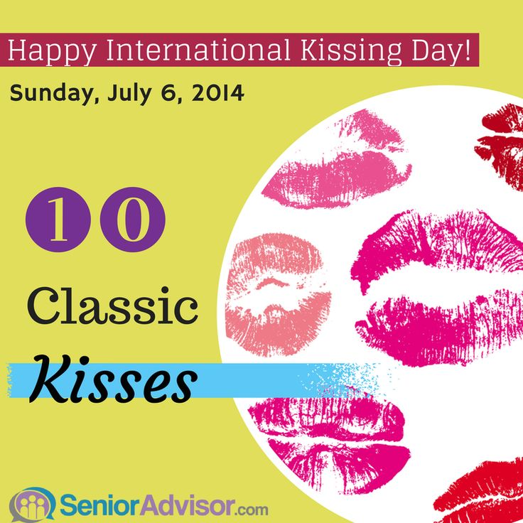 10 Classic Kisses - Which is your favorite?
