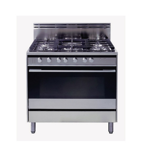 """Bosch NGM8655 37"""" Gas Cooktop with 5 Sealed Burners"""