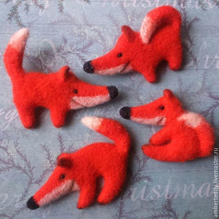Купить Лиса Алиса в настроениях - рыжий, лиса рыжая, лиса из шерсти, лиса в подарок