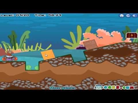 Free online games for kids - Mr. Krabs Treasures [SpongeBob games] HD Part 2 - Best sound on Amazon: http://www.amazon.com/dp/B015MQEF2K -  http://gaming.tronnixx.com/uncategorized/free-online-games-for-kids-mr-krabs-treasures-spongebob-games-hd-part-2-2/