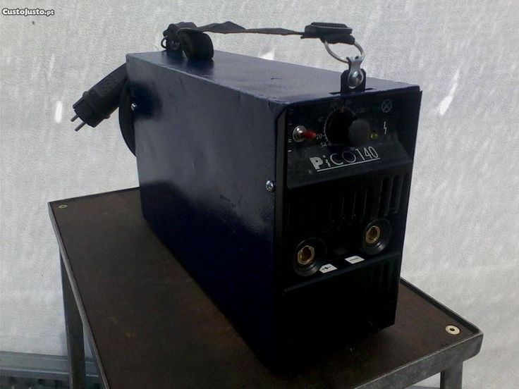 Máquina soldar inverter 140A