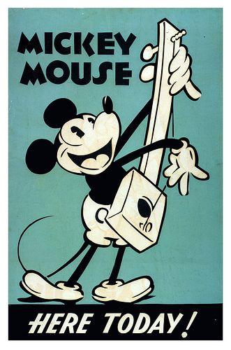 One-String Mickey