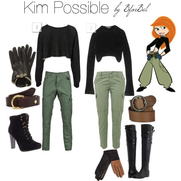 Kim Possible College Pinterest Costumes Halloween