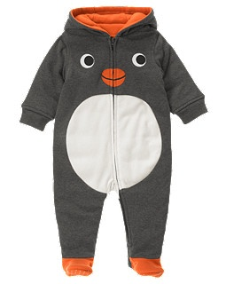 Just bought this. I can't wait to bring baby home in this!     Penguin Padded One-Piece