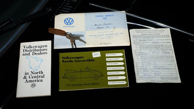 1979 Volkswagen Super Beetle Epilogue Edition - 9