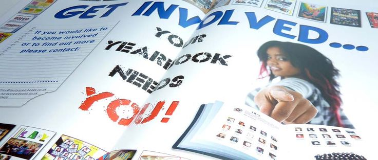 2016 Yearbooks - Get Started Early