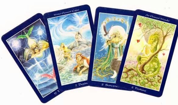 The Shapeshifter Tarot review