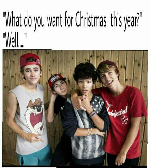 What i want for christmas  ( The Fooo Conspiracy)