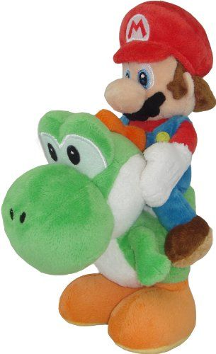 Cuddle Up! Super Mario Plush Toys are Here