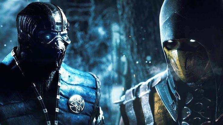 Mortal Kombat 10 Trailer (PS4/Xbox One) - Mortal Kombat X