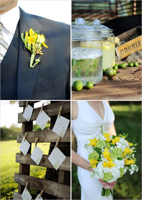 Lemon and mint wedding bouquet: Green So, Ducks Colors, Favorite Colors, Green Outdoor, Green Limeade, Colors Schemes, Yellow And Green Wedding, Green Colors, Yellow Flower