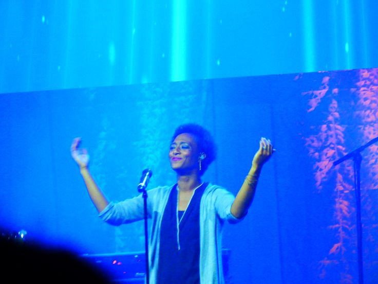 Awesome Praise and Worship Music During Women of Joy Conference.