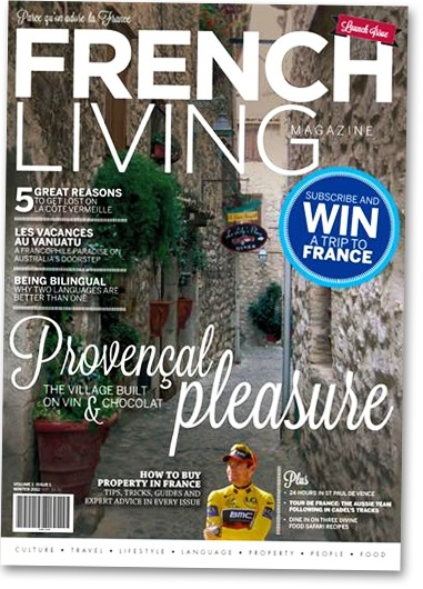 Influencing Présente: French Living magazine. Editor Claire Chaffey tells us about the new title for Francophiles.   Read it here: http://influencing.com.au/p/42064