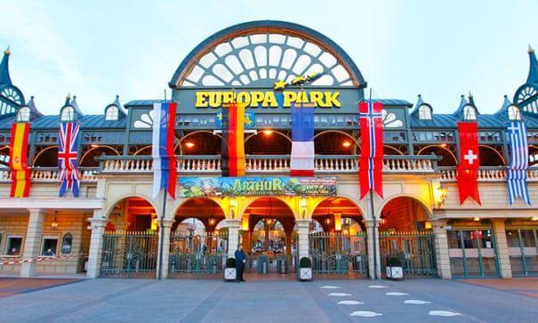 A Fairytale Europe Europa Park Germany Germany Holidays Germany Europe
