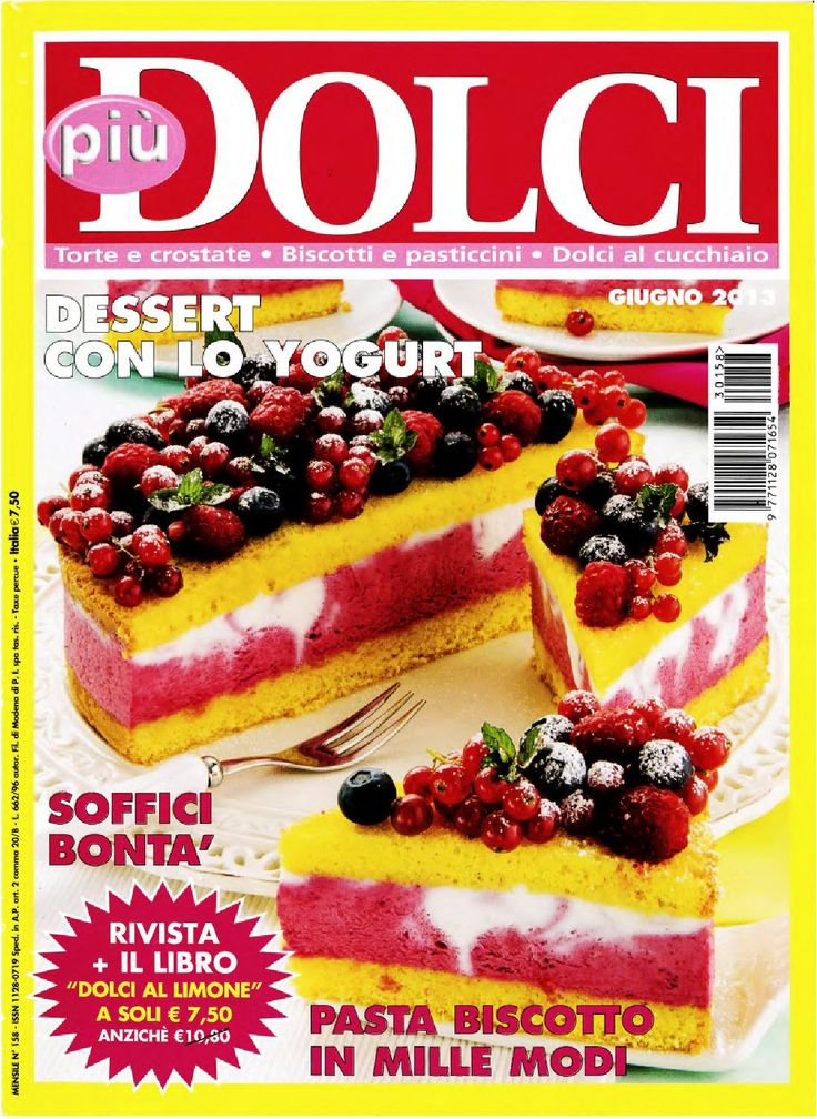 Dolci più 158 by Kroc Rock - issuu