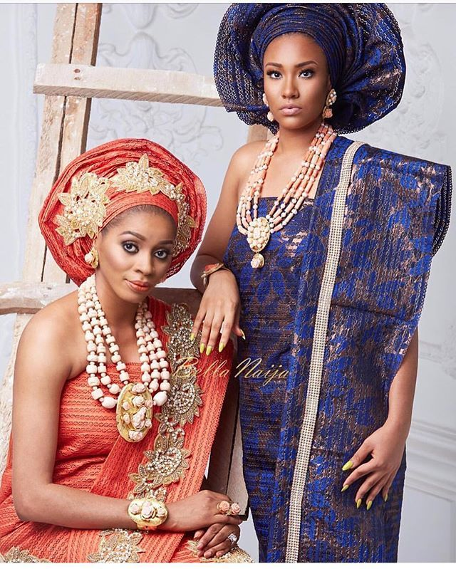 We worked so hard on this campaign  Queens Mrs shade Okoya and Anna banner are our favorite women ADEJOKE Gele ❤️❤️❤️❤️ Outfits @adejoke_gele cc @adejokeokeowo