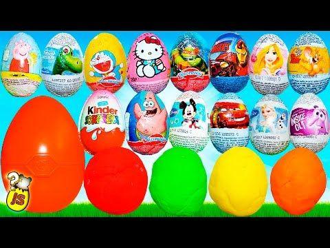Huevos de Plastilina Play Doh en Español del Hombre Araña Spiderman 3 - Juguetes del Hombre Araña - YouTube