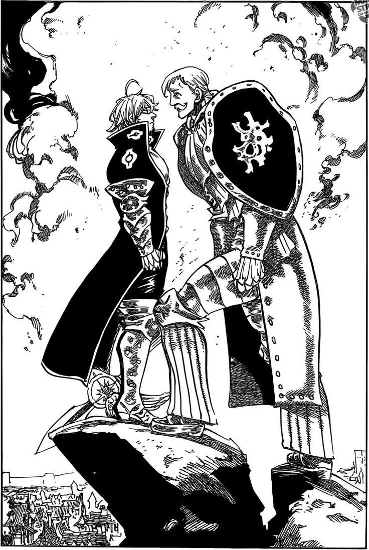 nanatsu no taizai manga 184