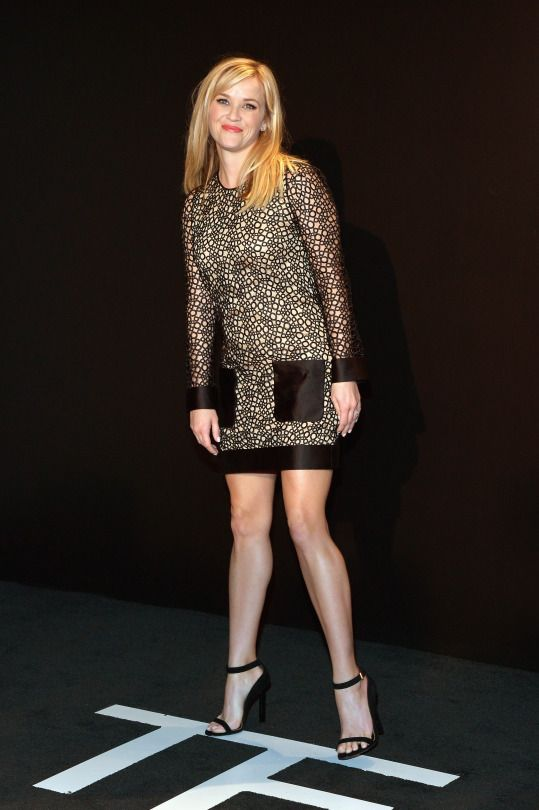 Reese Witherspoon Tom Ford And Ankle Straps On Pinterest