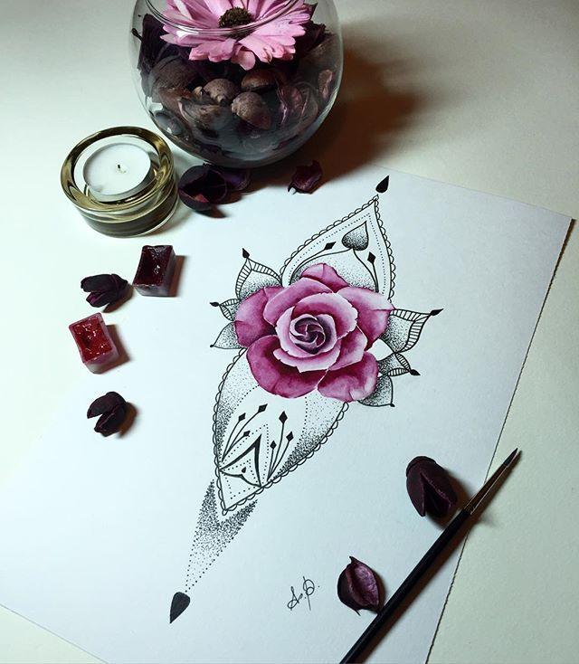 🔹 #mellowink🔹 #watercolorart #watercolortattoo #linework #dotwork #dotworktattoo #dotworksketch #мастертату #татумастер #татумастеркиев #киевтату #tattooedgirl #tattoodesign #tattooartist #artwork #artoftheday #artoninsta #kiev #ukraine #ua #mywork #акварель  #myartwork #Arts_instarts #art_dnevnik #лотос #tattoopins