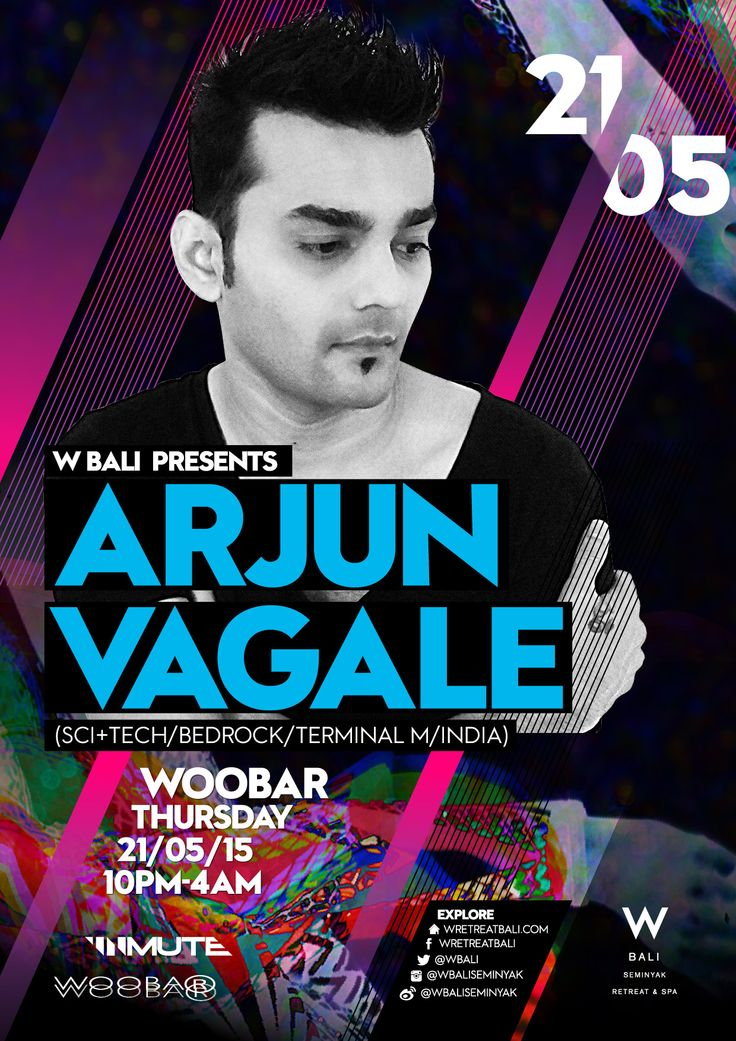 #party #holiday #events #arjunvagale #arjun #vagale #may #2015 #wbali #woobar #bali #guide #balithisweek