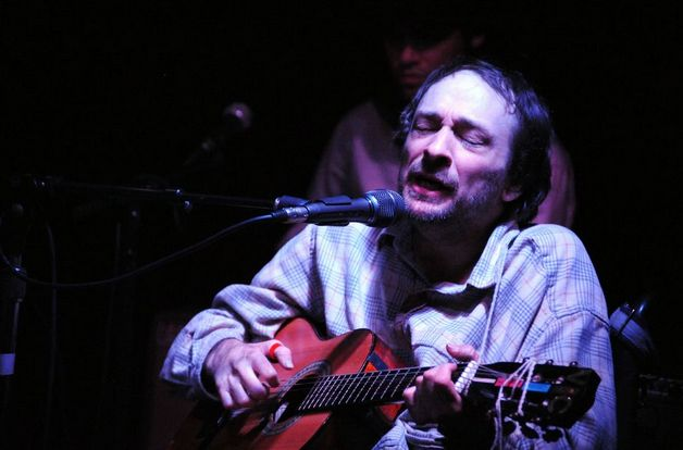 """Yeah, I don't have to be With no asshole anymore In my new life"" My New Life - Vic Chesnutt"