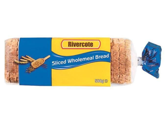 Rivercote toast kenyér - a Lidl-ben