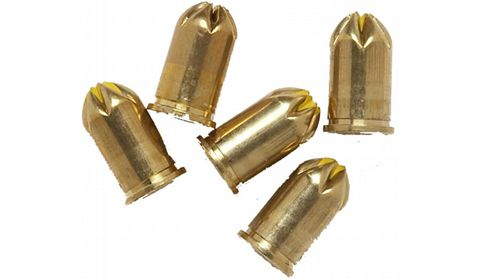 .380 caliber Crimped Blanks