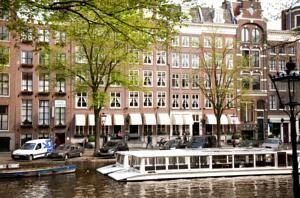 ★★★★ Hotel Estheréa, Amsterdam, Netherlands Eerste stop ook oulik Leona