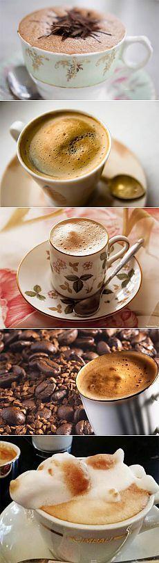 Кофе с пенкой: некоторые секреты приготовления