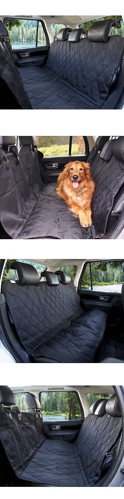 Car Seat Covers 117426: Barksbar Luxury Pet Car Seat Cover With Seat Anchors For Cars Trucks And Suv ... -> BUY IT NOW ONLY: $30.19 on eBay!