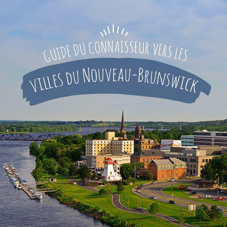 Guide du connaisseur vers les villes du Nouveau-Brunswick | Le Nouveau-Brunswick, reconnu pour sa nature, compte aussi huit destinations urbaines à découvrir. Cap sur les lumières de la ville!