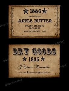 free printable primitive labels - Google Search