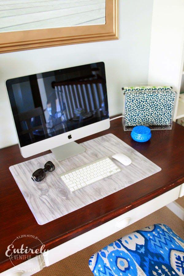 how to make a easy desk
