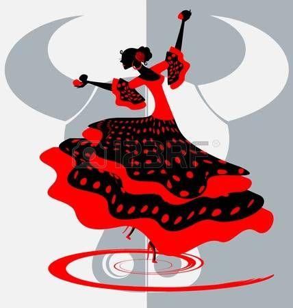 Danseuse espagnole photo
