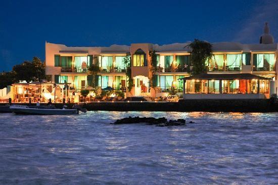 Hotel Solymar equador